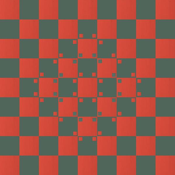 Ilusão do tabuleiro abaulado 02