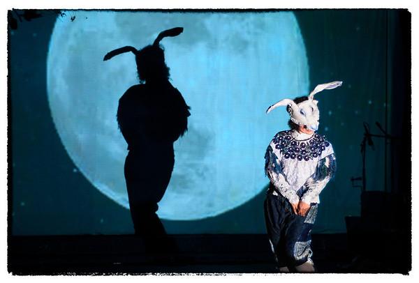 El Conejo y el Coyote.