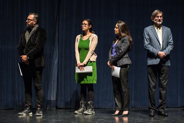 Inauguración 38 Muestra Nacional de Teatro