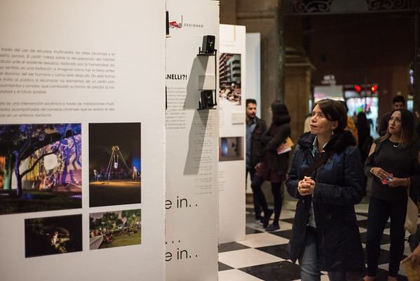 Exposición World Stage Design