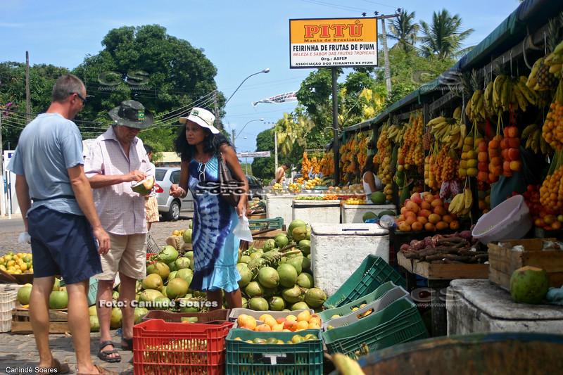 Feirinha de Frutas de Pium