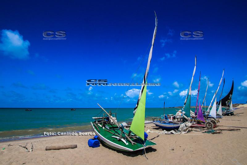 Praia de Pititinga