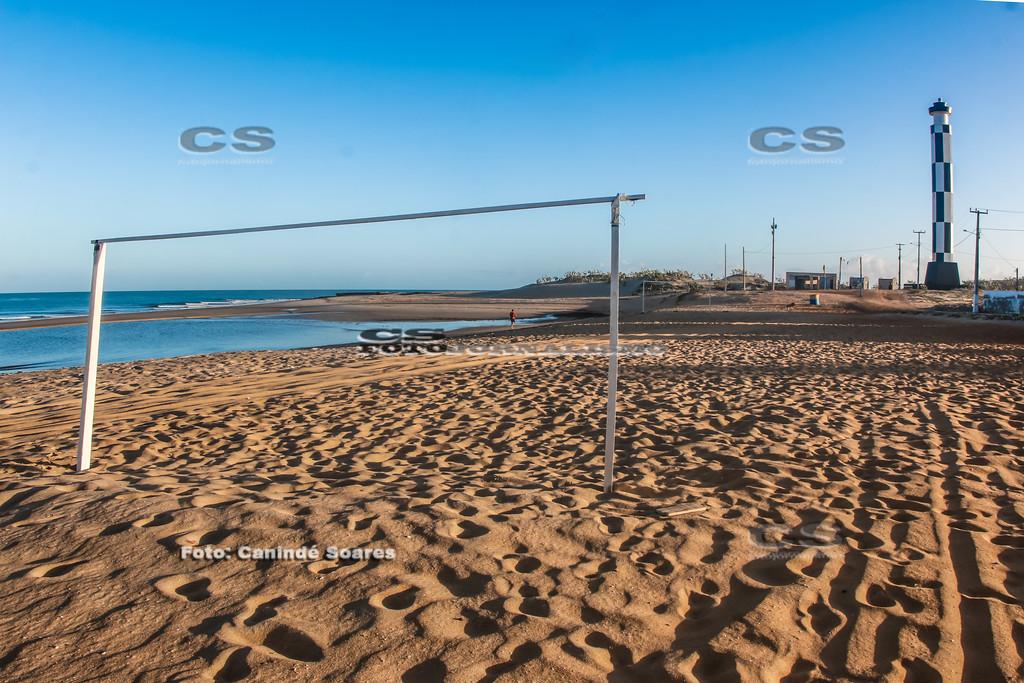 Farol e Praia