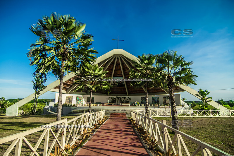Santuário dos Mártires de Uruaçu. São Gonçalo do Amarante.