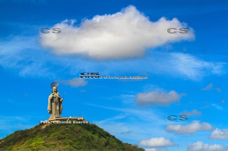 Estátua de Santa Rita de Cassia