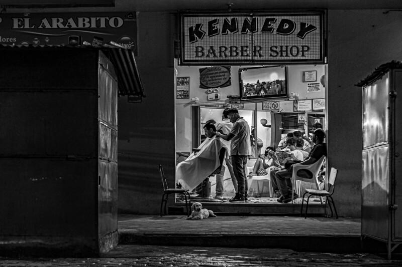 Kennedy Barber Shop