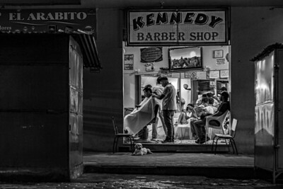 Kennedy Barber Shop