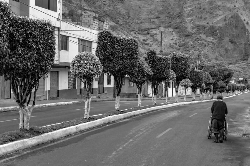THEIR STREET