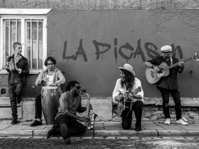La Picason Band on 2016