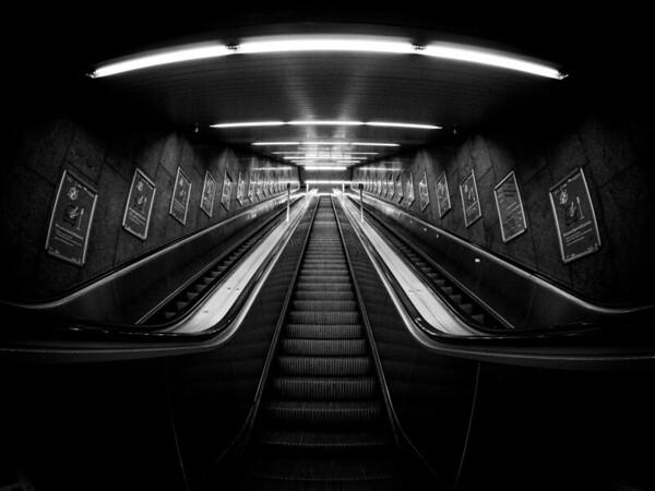 Underground nightmare