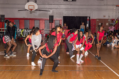 Middle School Pep Rally 11/16/17