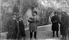#5 Arthur & George Stebbins & Minstral singer