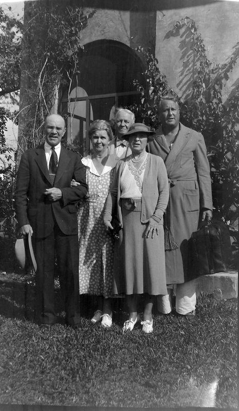#1 Anna B & Arthur & Stowell Stebbins & other couple