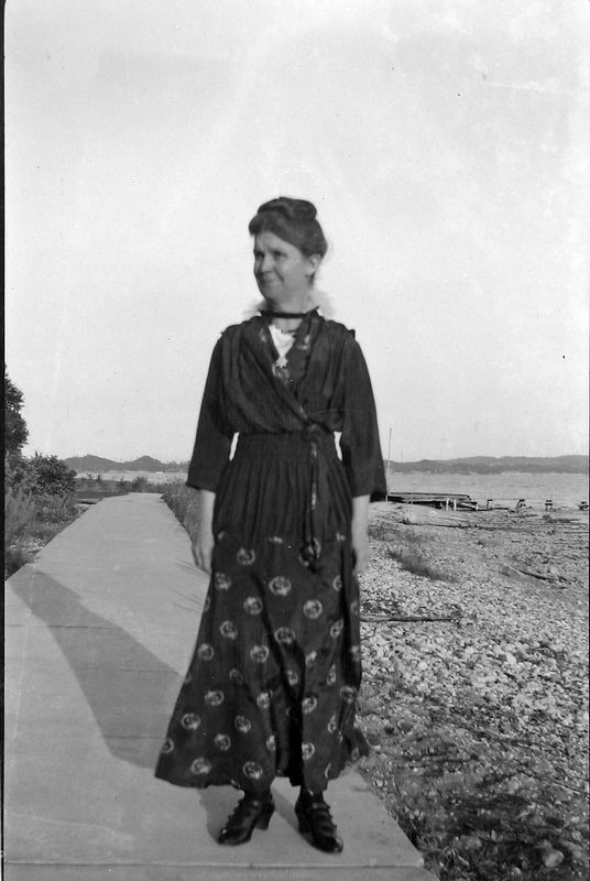 #1 Anna Bergoyne Stebbins Roaring Brook
