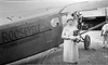 33-f Anna B Stebbins by plane used by Rowland to fly Miami to Jacksonville feb 1930