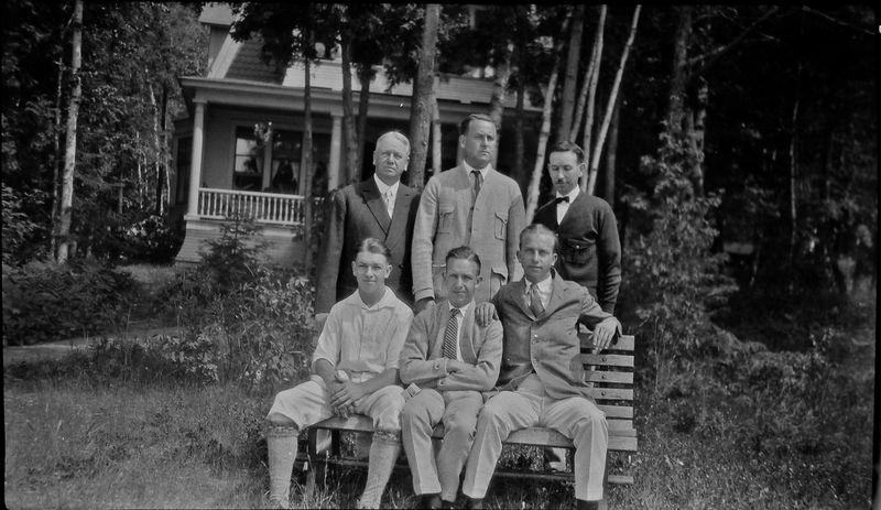 49a Arthur-Stowell-Cortland-George-Francis-Rowland Stebbins Roaring Brook 1931