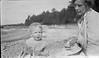 50o Richard & maybe Madeline Stebins Roaring Brook 1931