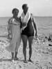 50s1 Anna B & Rowland Stebbins Roaring Brook 1931