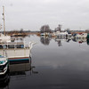 Maddens Marina at circa 08.30 on Saturday morning...