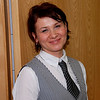 Johanne, from Poland, provides excellent service in the restaurant.