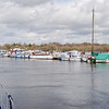 Shannonbridge harbour....not much space for visitors!