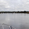 Approaching Banagher