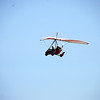 Actually it is a Microlight that is regularly sighted near Victoria (Meelick) Lock...