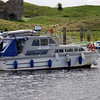 'Miss Eva' stops off at Clonmacnoise for a break...