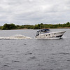 'Arthur' departed Dromaan circa 12.50 on Sunday and headed back to Portumna.  We were passed by several cruisers, some of which had the throttle at full tilt!