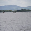 Meanwhile, behind us, there was now a pursuing flotilla, heading for Portumna Bridge.  Some took corrective action...