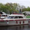 circa 14.55, John Breslin brings 'Nashia' into Dromaan Harbour