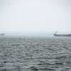 """Day 7: Monday, July 26th, 2010.<br /> tWe took """"Arthur"""" out on the Shannon Estuary for a short recce!  Several tankers/large vessels at anchor."""