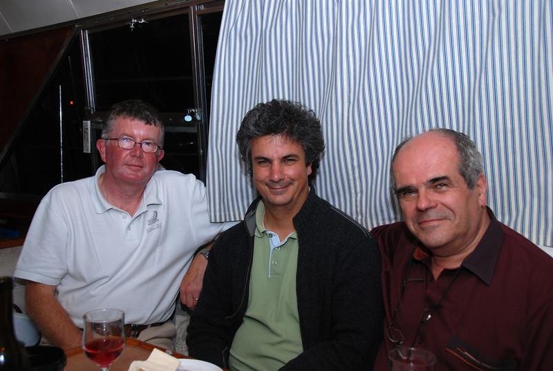 John, Clifford, Paul