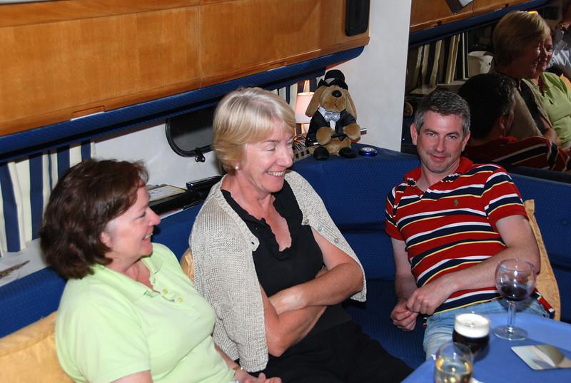 Mary and Alice with Joh Breslin (Nashia)