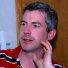 John in reflective mood...