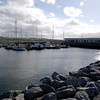 Dingle Marina, circa 6pm.
