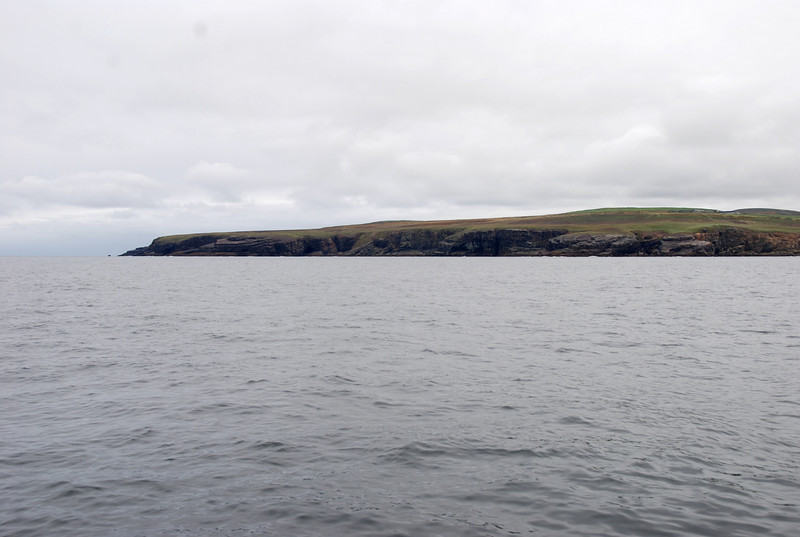 14.25.  Approaching Kerry Head....round the corner is The Shannon Estuary and then it's onwards to Kilrush...