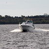 Nauti Buoy catches up with the fleet as it heads for Portumna...