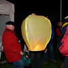 The second lantern is duly prepared...