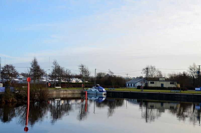 Banagher Public Harbour.