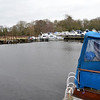 Maddens Marina, Tuesday, 4th January, 2011. The ice has melted!