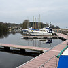 Saturday morning, circa 09.10...a sleepy Garrykennedy marina