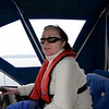 Mary at the helm...