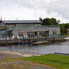 The impressive club house of Lough Derg Yacht Club. We arrived circa 10.30.