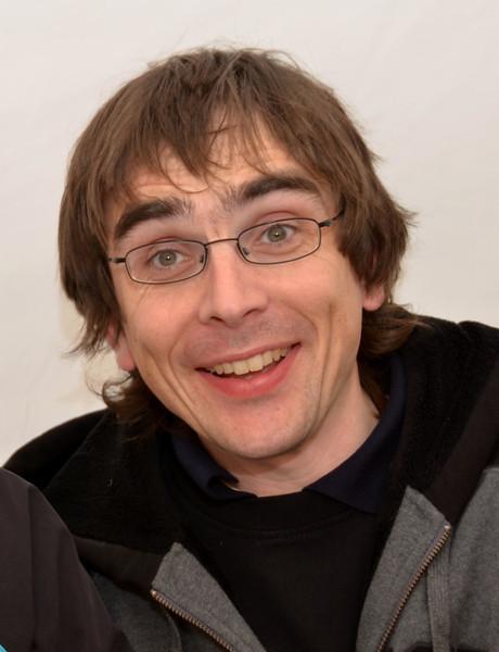 A happy looking John Jun