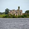 Castle Island, Lough Key.  Accessible by dinghy/RIB....