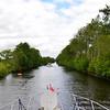Still navigating the Jamestown canal...