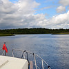 Approach to Lough Boderg.