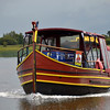 The Viking tour boat that offers cruises either side of Athlone.