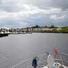 Approaching Carrick-on-Shannon...